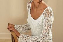Crochet Clothes Patterns / Crochet Clothes Patterns / by Louise Barker-Tufft