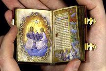 Manuscripts, tapestries & historic objects