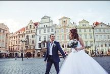 Wedding in Prague, Czech Republic. / Wedding in Prague, Czech Republic. Photographer: Alena Gurenchuk.  +420608916324 ✉alena.gurenchuk@gmail.com