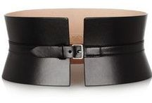 Mode - Ceinture  - Belt - Cinturon - Cinture