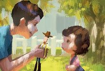 concept & visdev / My passion for the world of animation. / by ♔ keli ♔
