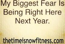 The Time Is Now MOTIVATION / Fitness, Health and Wellness Motivation