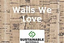 Walls We Love / Your Guide to everything Walls.