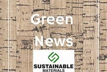 Green and Sustainable News / Green News and sustainable products and design.
