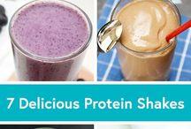 Smoothies, Juices and Proteines shakes / Smothies, Sucos, Vitaminas, Detox shakes idiomas: Ingles, Português e Noruegues