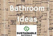 Incredible Bathrooms / Design ideas for creative and interesting bathrooms