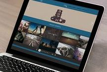 MY PROJECTS  WEB/APP -BEHANCE- / My projects