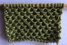 Le tricot - points & astuces