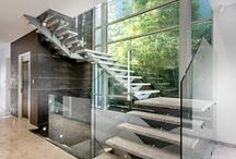 Staircases / A collection of staircases from Luxus Homes