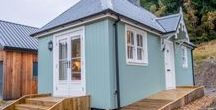 Studio Wee House 24M2 / Photos of our Studio Wee House which is for a lady in Inverness.  Ideal for a disabled person as everything is close by, only separate room is shower room.  Ramp outside and 24m2 - £54,000 plus standard fees.