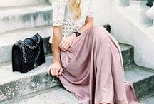 Fashion: Maxi Skirts