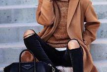 Fashion: Autumn Style / A board for Autumn/fall/winter style women's fashion looks