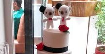 Cake Toppers Amigurumi
