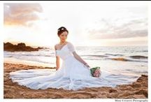 Weddings / We love photographing people in love!