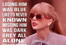 Taylor Swift / by Amanda Martin