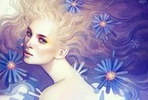 Artzy. / Embracing the Visual Madness | Gorgeous and intriguing art, where all the lovely, chaotic madness lives.
