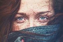 Portrait photography / Portrait photography - inspirations & ideas