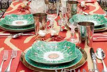 Dining in style /  Tablescapes to remember       / by Mary Walker Eanes