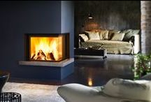 Full color / Fireplaces and stoves in coloured contests