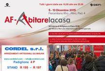 Mostre e fiere / Exhibitions and fairs / #artigianoinfiera