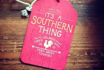 All Things Southern / Growing up in the South  a true blessing born in Mobile,  now in Pensacola. / by Mary Walker Eanes