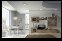 Soggiorni / Living rooms / divani, tavolini, librerie... tutto quello che serve per un soggiorno accogliente! Sofas, tables, bookshelves... everything you need for a cosy living room