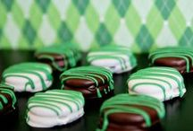 Hug me, I'm Irish! / St. Patrick's Day crafts and fun!
