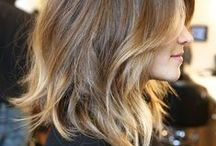 Hair inspiration / If you're looking for a nice haircut for dark hair, feel free to join this board! Pls follow first and let my know to add you by commenting any picture here or sending a message via pinterest.