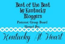 Best of the Best from Kentucky Bloggers / This is a board for KY bloggers to share their posts. We love supporting and connecting other Kentucky Bloggers. If you are a KY blogger and would like to be added to this board, send us an email kentuckyatheart @ gmail.com. We also have a Facebook group you can join as well. We'd love to connect with you! / by Kentucky At Heart