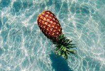 Pinapple & Watermelon