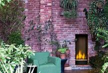 Brick fireplaces / Another brick in the wall