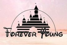 Forever Young / I wanna be forever young. (: