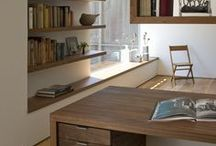 Office Home Design / Office space for a design and build co