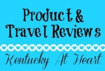 Product & Travel Reviews -- Kentucky at Heart / Product, Travel, and Restaurant Reviews