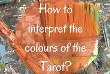 Tarot Tips for Beginners / Tips for beginners that want to learn how to read the Tarot to develop their intuition and read for others.