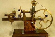 Antique machines
