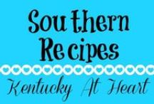 Southern Recipes -- Kentucky at Heart / Southern Recipes