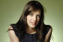 Beautiful Actresses / I think beautiful women