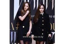 제시카 정 -  크리스탈  jung sisters fashion style :-) <3 <3