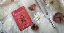 Sacral Chakra / Sacral Chakra healing with affirmations, quotes, foods, essential oils, etc. . .