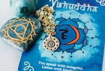 Throat Chakra / Throat Chakra healing with affirmations, quotes, foods, essential oils, etc. . .