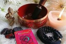 Root Chakra / Root Chakra healing with affirmations, quotes, foods, essential oils, etc. . .