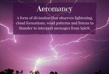 Types of Divination / There are thousands of ways to divine!