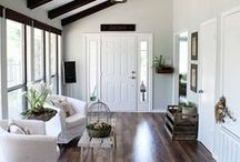 Dream Home Remodel / Remodeling, or just dreaming about remodeling? Follow for dream home remodel inspiration.