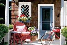 Custom Doors / Doing a remodel, or just dreaming about it? Here are ideas to inspire the style of your next front door. This is the first chance you have to make an impression on whoever enters your home!