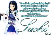 Anime quotes!