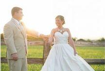 ~Real Wedding-Jena & Matt~ / Jena and Matt's Summer Wedding Melissa Arlena Photography