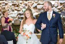 ~Real Wedding-Lizzy & Scott~ / Lizzy and Scott's September Wedding Amanda Beside Eric Photography