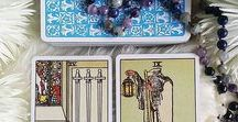 Rider-Wait Smith Tarot / All about Pamela Coleman Smith and Arthur Rider-Wait