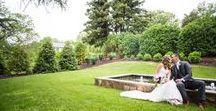 ~Real Wedding - Kristina & Matt / Kristina & Matt's Willow Grove Wedding Purple Blush Lavender Romantic Wedding Reception Pamela Lepold Photography
